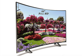 Laxview 32In9999LA 32 inches(81.28 cm) Curved Full Hd Led TV