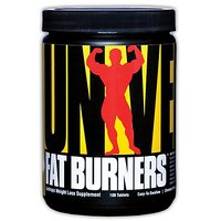 Universal Nutrition Fat Burner, 100 Tablets
