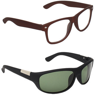 ab8a68ef28c 77%off Zyaden Combo of Two Sunglasses- Pack of 2