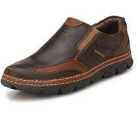 Alberto Torresi Men's Brown,Tan Loafers