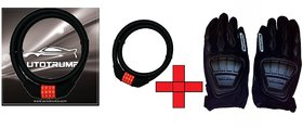 AUTOTRUMP COMBO Offer Autotrump  Multipurpose  Changeable number lock With Scoyco MC08 Gloves
