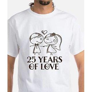 N2Creations Men's Cotton Printed Bio-wash Tshirt