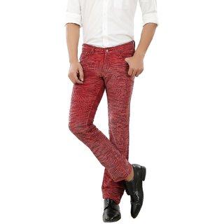 FROD Men's Slim Fit High Quality Cotton Trouser