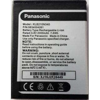100 Percent Orignal Panasonic Eluga i2 Battery 2000mAh Battery For PANASONIC Eluga i2 KLB210N340 With 1 Month Warantee.