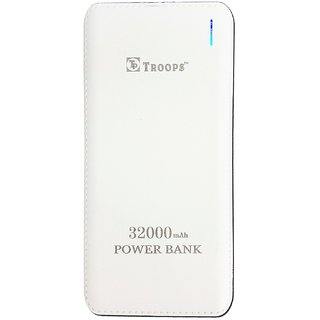 Tech Gear Power Bank 32000 mAH Portable Quick Charging For All Tablets Smartphones