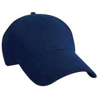 Tahiro Blue Cotton Casual Cap - Pack Of 1