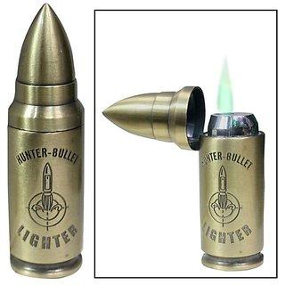 Vheelocityin - Single Bullet Refillable Lighter for Car / Home / Office