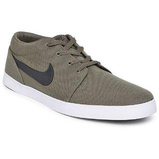 Nike Voleio Canvas MenS Grey Running Shoes