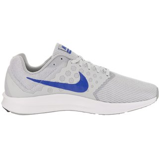 0d8d41d9549 Buy Nike Downshifter 7 Men S Grey Running Shoes Online   ₹3995 from ...