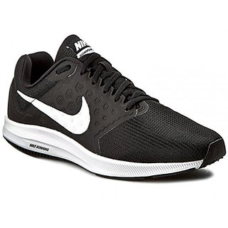 Nike Downshifter 7 MenS Black Running Shoes