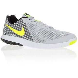 Nike Flex Experience Run 6 MenS Shine Grey Running Shoes