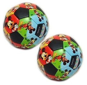 Mickey Mouse Clubhouse Soft 10cm Soccer Ball For Kids /