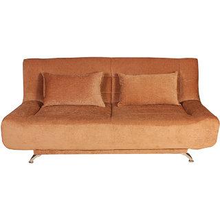 houzzcraft estilo fabric sofa cumbed