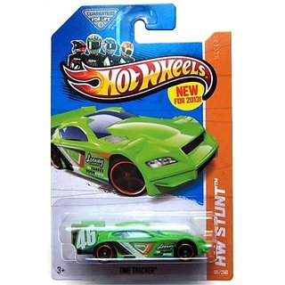 Hot Wheels HW Stunt 95/250 Time Tracker