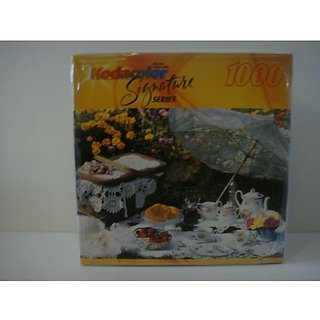 "Kodacolor Signature Series 1000 Piece Puzzle ""The Picnic"""