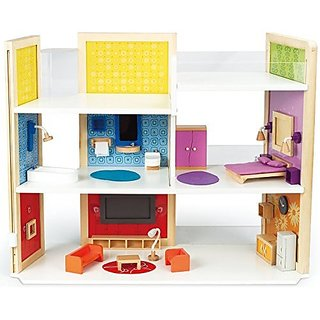 Hape Happy Family DIY Dream House