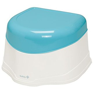 Safety 1st Clean Comfort 3-in1 Potty Trainer - Blue