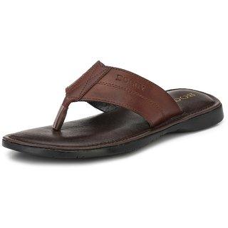 Boggy Confort Brown Slip On Sandal
