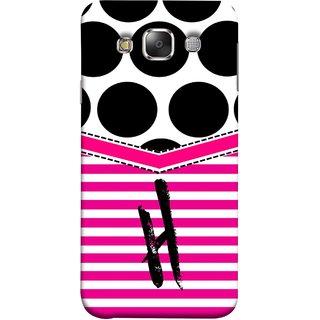 FUSON Designer Back Case Cover for Samsung Galaxy E5 (2015)  :: Samsung Galaxy E5 Duos :: Samsung Galaxy E5 E500F E500H E500Hq E500M E500F/Ds E500H/Ds E500M/Ds  (Beautiful Cute Nice Couples Pink Design Paper Girly H)