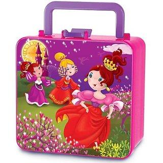 Piggy Story Pretty Princess Double Decker Bento Box