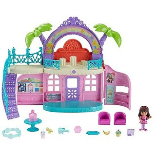 Dora Collectible Figure-Beach Dora
