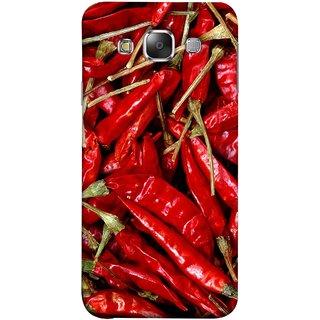 FUSON Designer Back Case Cover for Samsung Galaxy E7 (2015) :: Samsung Galaxy E7 Duos :: Samsung Galaxy E7 E7000 E7009 E700F E700F/Ds E700H E700H/Dd E700H/Ds E700M E700M/Ds  (India Business Hot Sauces Farm Fresh Pickles Kitchen)