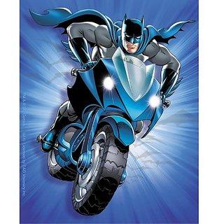 Licenses Products DC Comics Batman Bat Bike Sticker