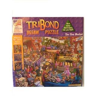 The Flea Market Jigsaw