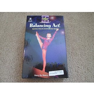 Spider Tales Balancing Act 250 Piece Puzzle