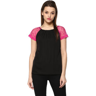 b450d52a2 Buy Mayra Women s Party Wear Top Online - Get 55% Off