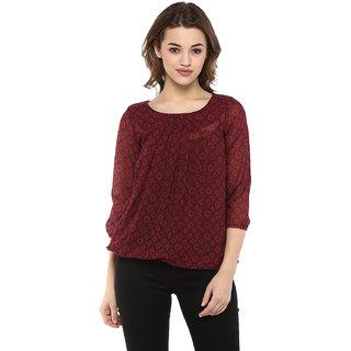 d41785fb54158 Buy Mayra Women s Party Wear Top Online - Get 60% Off