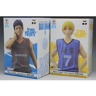 Kuroko No Basket DXF Cross-players 2nd Quarter Ryota&daiki 2 Figures Set Japan
