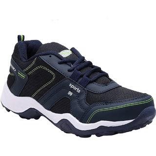 Fhonex Men's Navy Lace-up Training Shoes