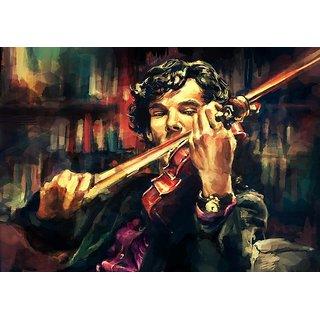 Posterskart Sherlock Holmes Poster (12 x 18 inch)
