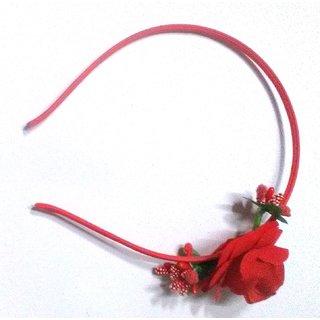 Beautiful hair band for the beautiful princess rose hair band
