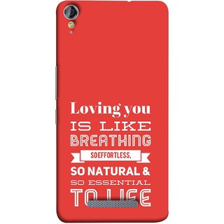 FUSON Designer Back Case Cover for Micromax Canvas Juice 3+ Q394 :: Micromax Canvas Juice 3 Plus Q394 (So Natural And So Essential To Life Lover Forever)