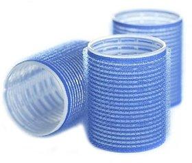 Homeoculture Pack of 4 Jumbo Velcro Hair rollers for Women