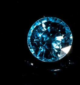 Jaipur Gemstone 6.00 carat blue zircon stone