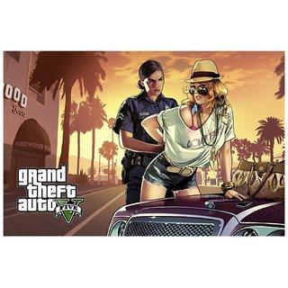f3de800267 Buy Posterskart GTA Grand Theft Auto Poster (12 x 18 inch) Online - Get 33%  Off
