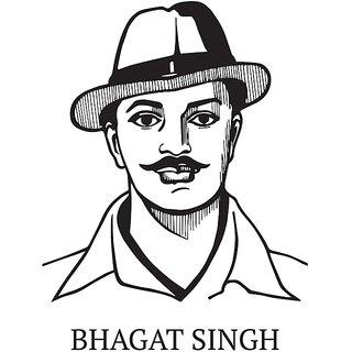 c0b9f5e35c Buy Posterskart Bhagat Singh Poster (12 x 18 inch) Online - Get 33% Off