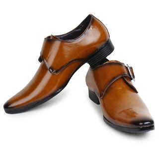 b4bff712b2e005 Buy Buwch Tan formal shoes for men Online @ ₹499 from ShopClues