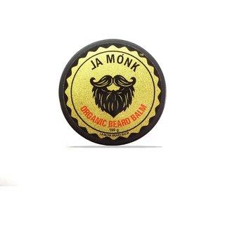 LA MONK Organic Beard Balm - 100g Free from any Chemicals , Makes Beard Healthy  Shiny Hair Styler