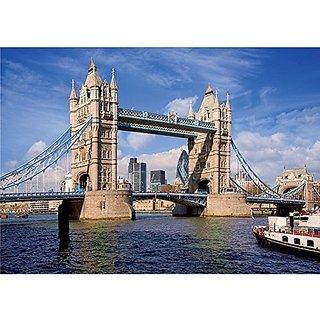 D-Toys Around the World - Tower Bridge Jigsaw Puzzle, 1000-Piece