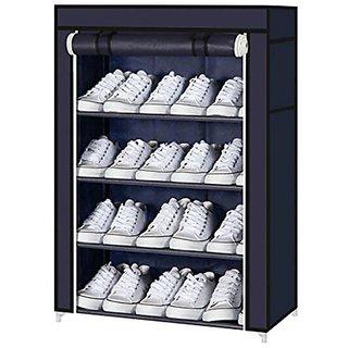 Orril Shoe Cabinet, 4-5 Layer, Shoe Rack Organiser, Colour - Random Colour