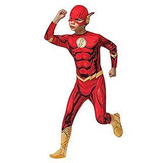 Rubies DC Universe Flash Costume, Child Small