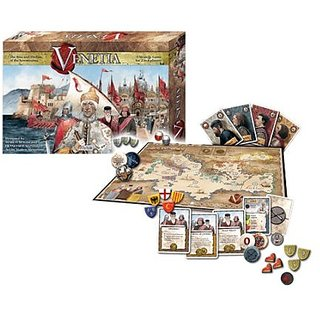 Venetia Board Game