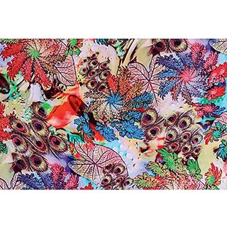 Buy Peacock Feather Art 3d Wallpaper Available In All Size For