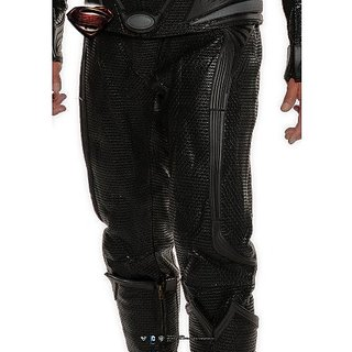 Ud Replicas Superman Man Of Steel Dream Sequence Leather Pants, X Small