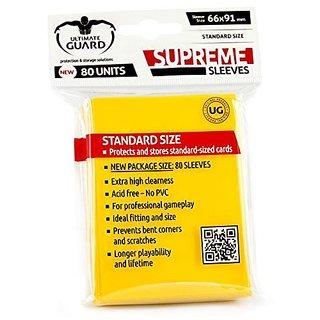 Supreme Yellow Sleeves (80)