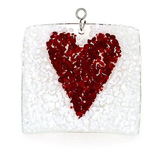 Switchables Fused, Heart Stained Glass Nightlight Cover